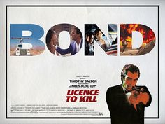 LICENCE TO KILL Quad | Flickr - Photo Sharing!