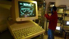 #InvasioniDigitali Museo dell'informatica Funzionante que previlegio tendria en ver o tocar una asi