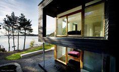 Villa Storingavika // Saunders Architecture