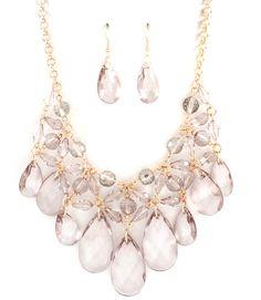 Taylor Necklace in Black Diamond