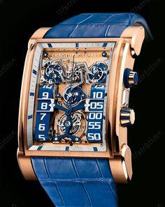 Christophe Claret | Dualtow | Gold | Uhren-Datenbank watchtime.net