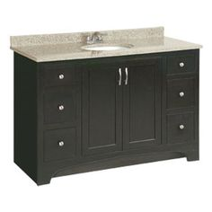 "Bathroom Vanities Ventura found it at wayfair - ventura 48"" bathroom vanity base | bathroom"