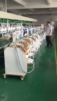 we make the last checking of the machine and delivery to our customer our hot sale machine.please contact us for more information wechat.