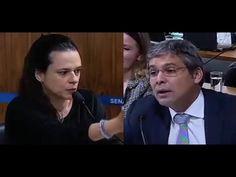 Lindbergh Farias afunda Dilma e Janaina Paschoal não perdoa