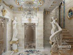 Villa Interior Design in Dubai, Luxury Residential Villas, Photo 26