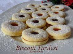 biscotti tirolesi