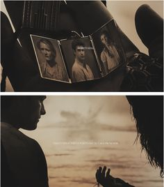 My family. My mother. My sister. And my pretend cousin Gale. But Peeta's intension is clear. That Gale really is my family, or will be one day, if I live. That I'll marry him. So Peeta's giving me his life and Gale at the same time. To let me know I shouldn't ever have doubts about it. Everything. That's what Peeta wants me to take from him.