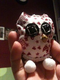 X-mas Tree Owl