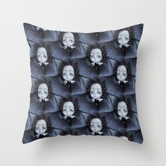 Vincent the Vampire boy. Throw Pillow by samcrowart Vampire Boy, Throw Pillows, Boys, Baby Boys, Toss Pillows, Decorative Pillows, Decor Pillows, Guys, Sons