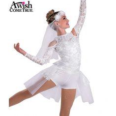 A Wish Come True Dance 2016 : Dear Future Husband - Wedding Character Themed - Dance Costume
