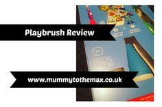 Playbrush Review | MUMMY TO THE MAX