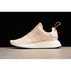 wholesale dealer 91763 88ea3 2017 Adidas NMD CS2 Primeknit PK Boost Linen-Running Blanco Mujeres