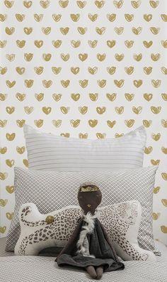 SaraT Kids Room Wallpaper, Cool Wallpaper, Kid Spaces, Playroom, Love, Kids