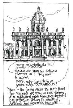 Archive 2000_ Castle Howard Front
