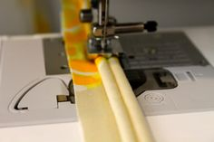 sew a double welt cord