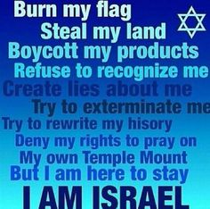 Americans Love you Israel... Stay strong..God is protecting you..