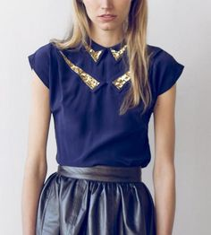 Ginny Silk Shirt by Family Affairs on Scoutmob Shoppe