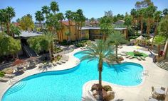 Groupon - Two-Night Stay with Complimentary Airport Shuttle at Alexis Park All Suite Resort in Las Vegas in Las Vegas. Groupon deal price: $97.00