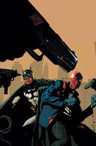 BATMAN: UNDER THE RED HOOD | DC Comics