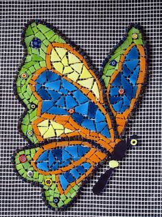 ideas about Mosaic Patterns Paper Mosaic, Mosaic Tile Art, Mosaic Rocks, Mosaic Artwork, Mosaic Crafts, Mosaic Projects, Mosaic Glass, Mosaic Ideas, Easy Mosaic