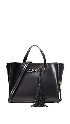 Rebecca Minkoff Women's Florence Tote, Black, One Size >>> This is an Amazon Associate's Pin. You can get more details by clicking on the image.