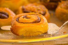 Cake Mix Cookie Recipes, Cake Mix Cookies, Dessert Recipes, Desserts, Greek Recipes, Muffins, Food And Drink, Fruit, Diy