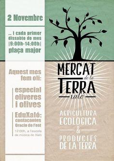 Lokale markten   Mercat de la terra   Xalo