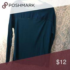 Long sleeve top Half mesh half cotton dress top Tops Blouses