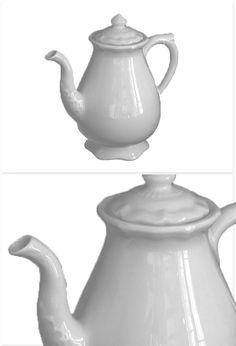 Teapot 'Classic' by Segno Italiano
