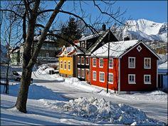 Kabelvag, Norway