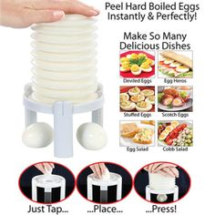 As Seen On Tv Egg Genie Products I Love Gadgets Pinterest