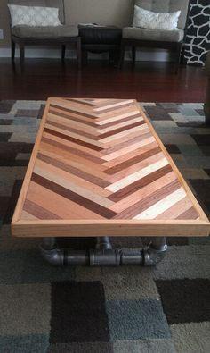 ... coffee tables buffet table herringbone coffee cool desk ideas wood