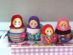 mamuskas al crochet