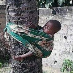 African Babysitting
