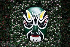 Opera Mask - Chengdu - Sichuan - China I