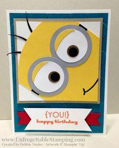 Bilderesultat for birthday card for kids hand made