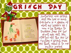 Eberhart's Explorers: Grinch Day!