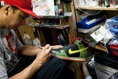 Whoa Avengers Shoes FTW