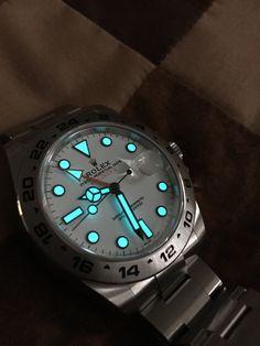 My New Explorer2 - Rolex Forums - Rolex Watch Forum