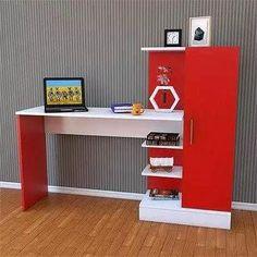 escritorio - biblioteca - organizador - linea moderna