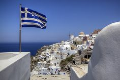 """photo """"Greece"""" tags: architecture, travel, landscape, Europe"""
