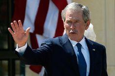 Man arrested for threatening to kill former President George W. Bush: Yells 'Bush will get his'
