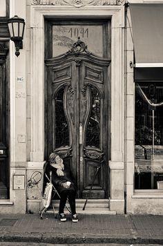 Saint Telmo, Buenos Aires, by lucvil, via Flickr