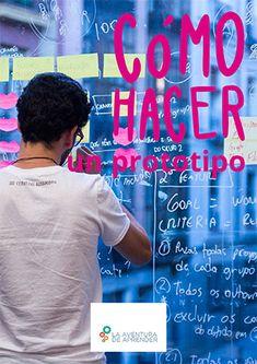 imagen principal de la guía 'Cómo hacer-un-prototipo' Design Thinking, Cards, Madrid, Listening Skills, Adventure, Service Design, Future Gadgets, Maps, Playing Cards