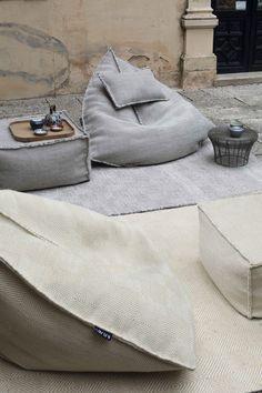 modern interior design to live in &..COCOON | feel inspired bycocoon.com | bean bags | villa design | hotel design | COCOON Dutch designer brand