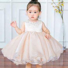 Girly Shop's Pale Pink Bridesmaid Dress