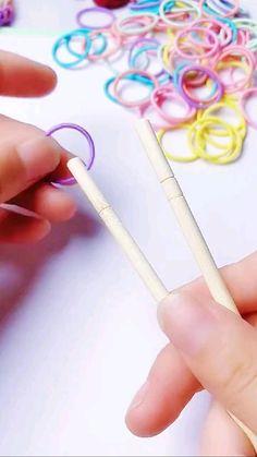 Diy Crafts Hacks, Diy Crafts For Gifts, Diy Arts And Crafts, Cute Crafts, Creative Crafts, Crafts To Make, Crafts For Kids, Cute Diys, Handmade Crafts