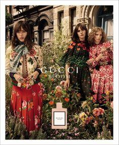 Gucci Bloom Eau de Parfum Spray, 5-oz. - No Colour Hari Nef, Bloom, Vogue, Editorial Photography, Fashion Photography, Photography Magazine, Gucci Ad, Mode Country, Dakota Johnson Style