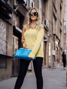 Charlotte, Turquoise, Tote Bag, Bags, Shopping, Products, Fashion, Handbags, Moda
