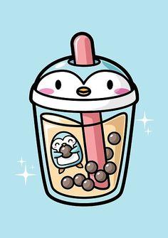 Tea Wallpaper, Cute Panda Wallpaper, Cute Patterns Wallpaper, Kawaii Wallpaper, Wallpaper Iphone Cute, Cute Cartoon Drawings, Cute Cartoon Pictures, Cute Kawaii Drawings, Cute Animal Drawings